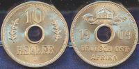 10 Heller 1909J Kolonien / Ostafrika Deutsch-Ostafrika 10 Heller 1909J ... 125,00 EUR  +  7,50 EUR shipping