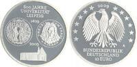 10 Euro Uni Leipzig  2009 Münzzeichen A 2009 Deutschland / Eurowährung ... 19,00 EUR  +  3,95 EUR shipping