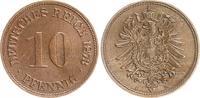 10 Pfennig 1873 C Deutschland / Kaiserreich Kaiserreich  Probe zu  J.4 ... 125,00 EUR  +  7,50 EUR shipping