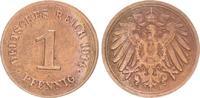 1 Pfennig, doppelt geprägt 1914E Kaiserreich Kaiserreich 1 Pfennig, dop... 28,00 EUR  +  7,50 EUR shipping
