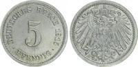 5 Pfennig 1915 A Deutschland / Kaiserreich Kaiserreich äußerst seltene ... 1100,00 EUR free shipping