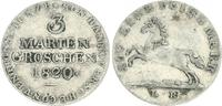 3 Mariengroschen 1820 Hannover Hannover 1820 ,3 Mariengroschen, ss, 0 i... 20,00 EUR  +  3,95 EUR shipping