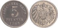 5 Pfennig Eisen 1922 E Deutschland / Ersatzmünzen 5 Pfennig Eisen Ersat... 275,00 EUR  +  8,95 EUR shipping