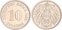 10 Pfennig 1899 J Deutschland / Kaiserreich Kaiserreich 10 Pf. J.13  18... 95,00 EUR  +  7,50 EUR shipping