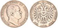 1 Vereinstaler 1862 Schwarzburg Schwarzburg 1 Vereinstaler 1862 Friedri... 95,00 EUR  +  7,50 EUR shipping