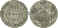 10 Groszy 1840 Polen Polen 10 Groszy 1840 Alexander I., ss+ ss+  30,00 EUR  zzgl. 4,50 EUR Versand