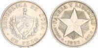 1 Peso 1933 Cuba Cuba 1 Peso 1933, ss-vz ss-vz  40,00 EUR  zzgl. 4,50 EUR Versand