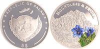 2x 5 Dollar, Berge und Flora 2009 Palau Palau, 2x 5 Dollar, Berge und F... 40,00 EUR  zzgl. 4,50 EUR Versand