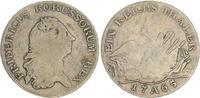 1 Taler 1765 A 1765 A Preußen Preußen 1 Taler 1765 A s-ss s-ss  110,00 EUR  +  7,50 EUR shipping