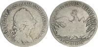 1 Taler 1786 A 1786 A Preußen Preußen 1 Taler 1786 A   Erhaltug s s  75,00 EUR  +  7,50 EUR shipping