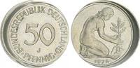 50 Pfennig dezentriert 1976 J Deutschland 50Pf. J.384 Fehlprägung 15% d... 125,00 EUR  +  7,50 EUR shipping