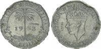 trial strike Probeprägung 1 Shilling 1952 British West Africa British W... 180,00 EUR  +  7,50 EUR shipping