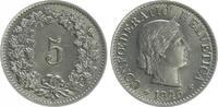 5 Rappen 1946 1946 Schweiz Schweiz 5 Rappen 1946,   prägefrisch prägefr... 20,00 EUR  +  7,50 EUR shipping