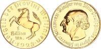 1 Billion Mark offizielle Nachprägung 1923 / 2001 Nebengebiete / Westfa... 95,00 EUR  +  7,50 EUR shipping