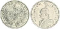 1/4. Rupie 1909A Kolonien Deutsch-Ostafrika Deutsch-Ostafrika 1/4. Rupi... 60,00 EUR  +  7,50 EUR shipping