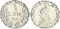 1/4. Rupie 1910 J Kolonien Deutsch-Ostafrika Deutsch-Ostafrika 1/4. Rup... 125,00 EUR  +  7,50 EUR shipping