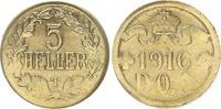 5 Heller 1916T Kolonien Deutsch-Ostafrika Deutsch-Ostafrika 5 Heller J.... 110,00 EUR  +  7,50 EUR shipping