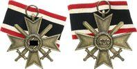 Kriegsverdienstkreuz mit Schwertern 1942 3. Reich / Nationalsozialismus... 30,00 EUR  +  7,50 EUR shipping