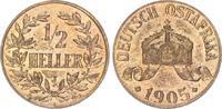 1/2 Heller 1905 J Kolonien Deutsch-Ostafrika Deutsch-Ostafrika 1/2 Hell... 25,00 EUR  +  7,50 EUR shipping