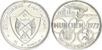 5 Riyals 1970 Silber 1970 Emirat Fujairah Emirat Fujairah 5 Riyals 1970... 125,00 EUR  +  7,50 EUR shipping