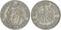 5 Mark Luther 1933 F Deutschland /3. Reich 3. Reich 5 Mark J.353 1933 F... 110,00 EUR  +  7,50 EUR shipping