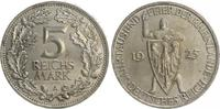 5 Mark 1925 A Deutschland / WEIMAR WEIMAR Rheinlande 5 Mark J.322 1925 ... 125,00 EUR  +  7,50 EUR shipping