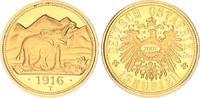 15 Rupien Gold, Nachprägung 1916/2007 Deutschland / DOA Deutsch-Ostafri... 95,00 EUR  +  7,50 EUR shipping
