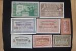 Darlehenskasse Ost 1000, 100, 50, 20,5,2, 1/2 Mark 1918 Deutschland Dar... 250,00 EUR  +  7,50 EUR shipping