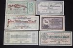 Notgeld Hamburg 1923 Deutschland/ Weimar Weimar: Notgeld Hamburg, Aushi... 40,00 EUR  +  7,50 EUR shipping