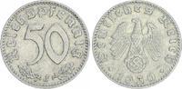 50 Pfennig 1939 J Deutschland / Drittes Reich Drittes Reich 50 Pfennig ... 12,00 EUR  zzgl. 3,99 EUR Versand