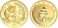 5 Yuan Panda 1994 China China 5 Yuan Panda 1994,  1/20 Unze st mit Zert... 125,00 EUR  +  7,50 EUR shipping