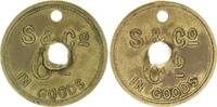 Token Fa. Strachan 1874-1915 Südafrika Südafrika Token Fa. Strachan aus... 50,00 EUR  zzgl. 4,75 EUR Versand