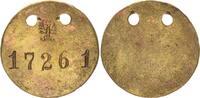 Gefangenenmarke Nr. 17261 ca. 1910 Kolonien: Deutsch-Südwestafrika Deut... 695,00 EUR  zzgl. 4,95 EUR Versand