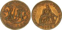 1/2 Penny 1792 Irland, Dublin Irland, Dublin 1/2 Penny mit Randschrift ... 35,00 EUR  +  7,50 EUR shipping