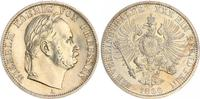 1 Vereinstaler 1861 1866A Preußen Preußen 1 Vereinstaler 1866A fast st.... 195,00 EUR  +  7,50 EUR shipping
