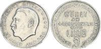 Alu Propaganda Medaille Adolf Hitler 1930 3. Reich / Nationalsozialismu... 45,00 EUR  +  7,50 EUR shipping