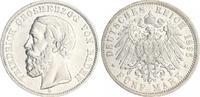 5 Mark Friedrich I. 1895 G Deutschland / Kaiserreich / Baden Baden 5 Ma... 75,00 EUR  zzgl. 4,75 EUR Versand