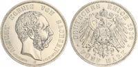 5 Mark 1902E Sachsen 5 Mark Silber 1902E Sachsen Albert  fast Stempelgl... 250,00 EUR  zzgl. 4,75 EUR Versand