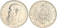 3 Mark 1908D Deutschland / Sachsen-Meiningen Kaiserreich   Sachsen-Mein... 145,00 EUR  +  7,50 EUR shipping