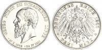 3 Mark 1911 A Deutschland / Schaumburg-Lippe Schaumburg-Lippe Georg 3 M... 150,00 EUR  zzgl. 4,75 EUR Versand