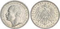 3 Mark 1910 A Deutschland / Kaiserreich / Hessen Hessen 3 Mark 1910 A  ... 75,00 EUR  zzgl. 4,75 EUR Versand