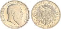 2 Mark 1907 Deutschland / Kaiserreich / Baden Baden 2 Mark 1907 vz-st v... 55,00 EUR  zzgl. 4,75 EUR Versand