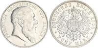 5 Mark 1904 G Deutschland / Kaiserreich / Baden Baden 5 Mark J.33 1904 ... 75,00 EUR  zzgl. 4,75 EUR Versand