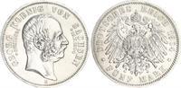 5 Mark 1904E Deutschland / Kaiserreich / Sachsen Sachsen 5 Mark Silberm... 175,00 EUR  zzgl. 4,75 EUR Versand