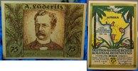 75 Pfennig, Deutsch- Hanseatischer Kolonialgedenkt 4.11.1921 Kolonien A... 12,00 EUR  +  6,50 EUR shipping