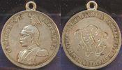 1 Rupie als Anhänger mit Monogramm ca.1897 Kolonien: Deutsch-Ostafrika ... 65,00 EUR