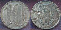 10 Pfennig 1920 Polen / Danzig Danzig 10 Pfennig 1920 große Wertzahl, v... 750,00 EUR