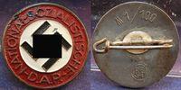 kleine  Ansteckbrosche ca. 1940 3. Reich 3. Reich   kleine  Ansteckbros... 65,00 EUR