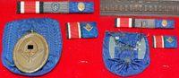 Reichsarbeitsdienst mit Hakenkreuz und 2 Miniaturn  3. Reich / Reichsar... 135,00 EUR  +  7,50 EUR shipping