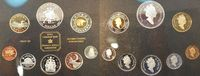 KMS 2001 2001 Kanada Kanada Kursmünzensatz 2001 PP 8 Münzen PP in Folde... 40,00 EUR  +  7,50 EUR shipping